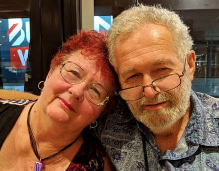 Margaret and David Connell both have tested positive for Covid-19.