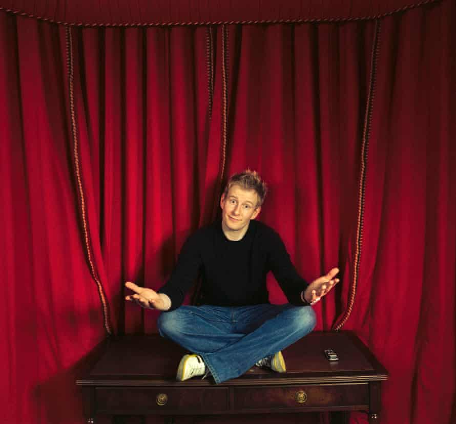 'There was no scene, so we decided to make it' …Patrick Kielty in 2003.