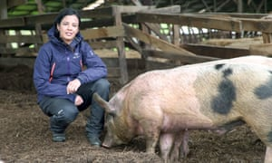Liz Bonnin in Meat: A Threat to Our Planet?