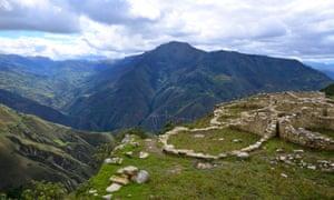 Kuelap fortress of the Chachapoyas people, Peru