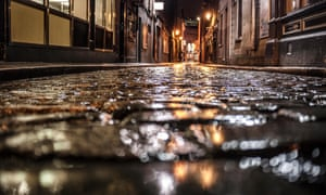 Mean streets … pass on by if you like your Irish fiction sweet and ponderous.