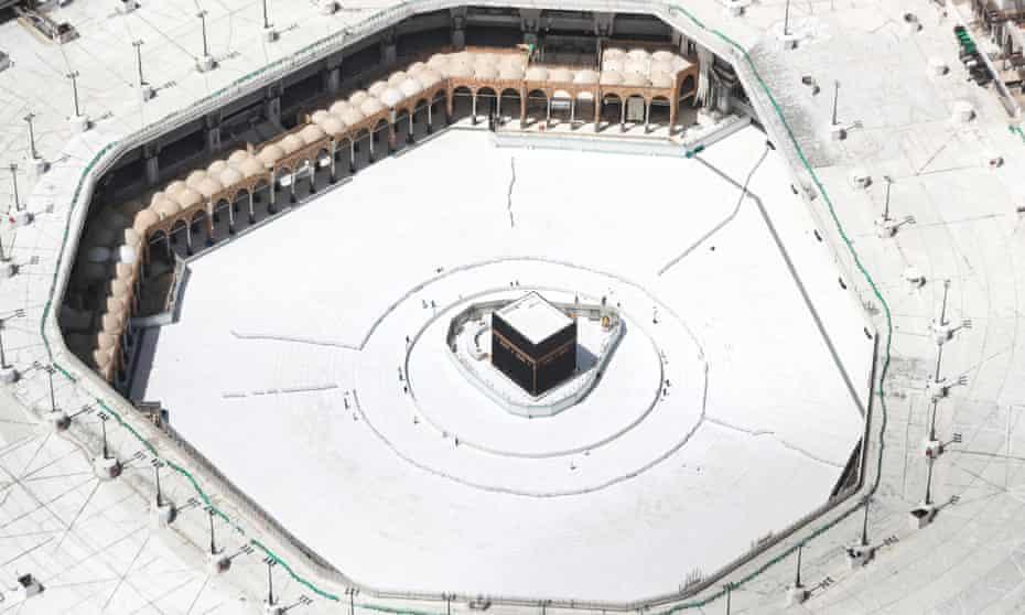 Ka'bah in Mecca