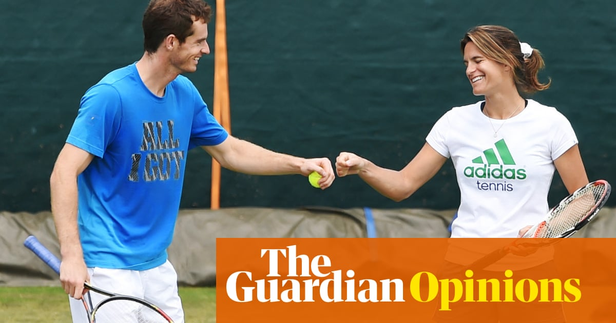 The unapologetic feminism that turned Andy Murray into a global icon | Jacob Steinberg