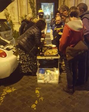 A Tiburtina Tuesday in Rome