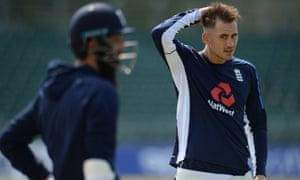 Alex Hales on England duty in June last year.