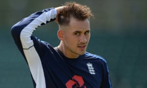 Alex Hales is serving a 21-day ban from cricket for recreational drug use.