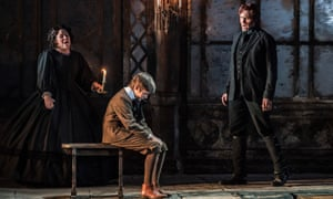 The Turn of the Screw by Benjamin Britten at Garsington Opera, 2019.