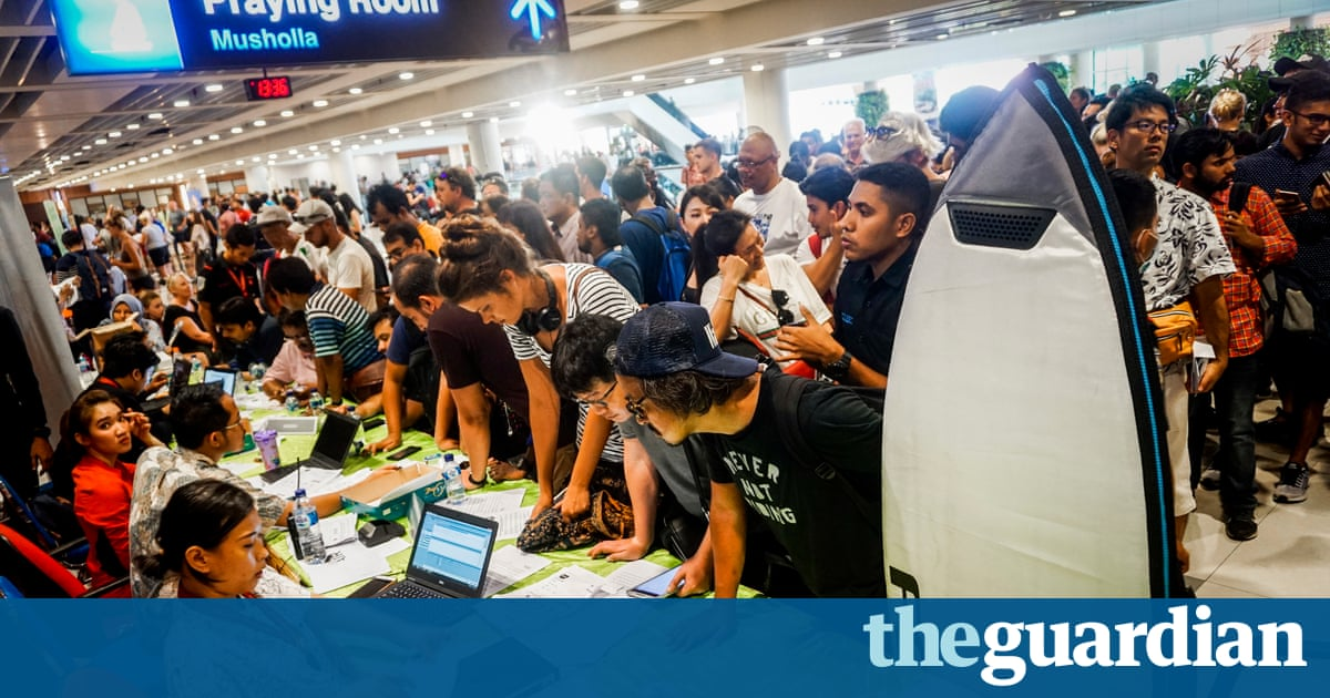 frustration mounts for tourists stranded in Thousands of tourists stranded in thailand by political protests that have cut off the capital's airports battled frustration and boredom on saturday as they scrambled to find a way out of the country.