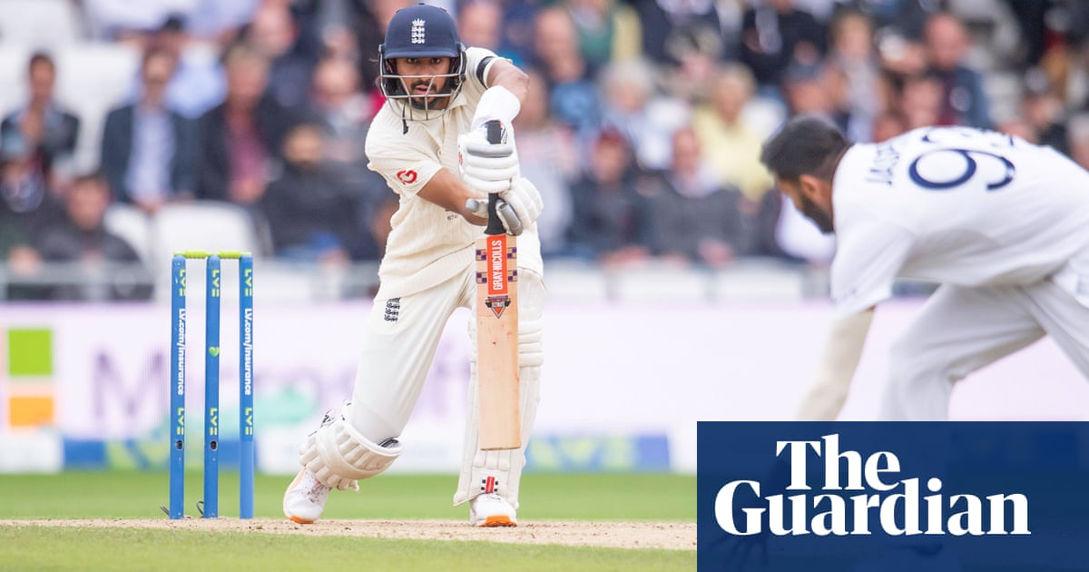 England's Haseeb Hameed: 'Those difficult moments toughen you up