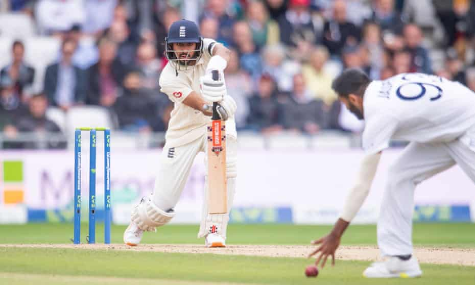Haseeb Hameed brings an expert and unstinting use of the forward defensive to the England side.