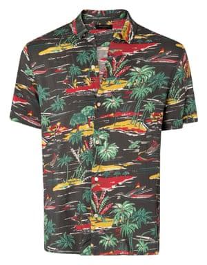 Eden print shirt £85 allsaints.com