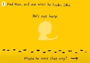 Here's Max! Oh, hang on, where's Max? He's supposed to be helping us learn how to draw a kitten... Luckily, Ed Vere is at hand.<br><br>Find out more about Max's adventures in Max the Brave and, now, Max at Night.