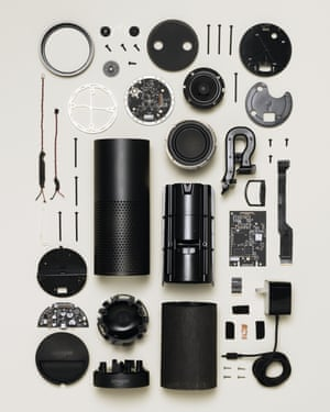 Amazon Echo, 2014 (50 components).