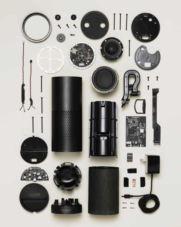 Amazon Echo, 2014 (50 components).