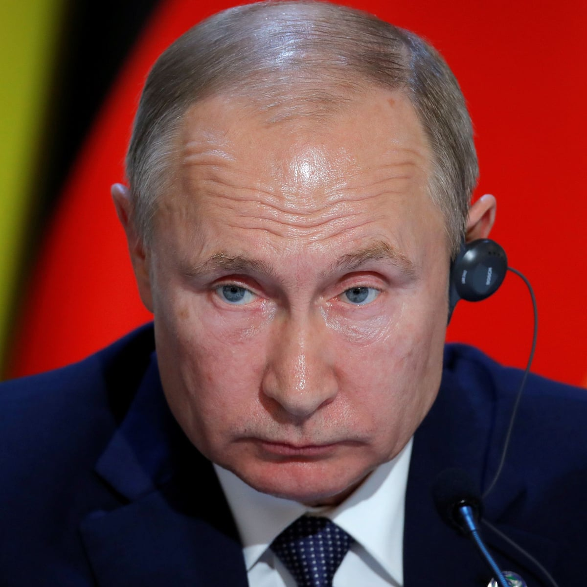 Vladimir Putin Signals Russia Will Appeal Against Four Year Wada Ban Russia Doping Scandal The Guardian