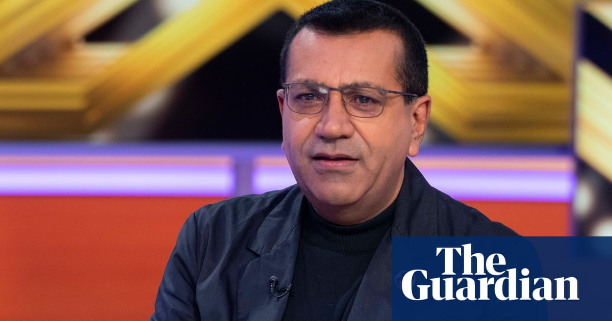 BBCs Martin Bashir seriously unwell with Covid-related complications