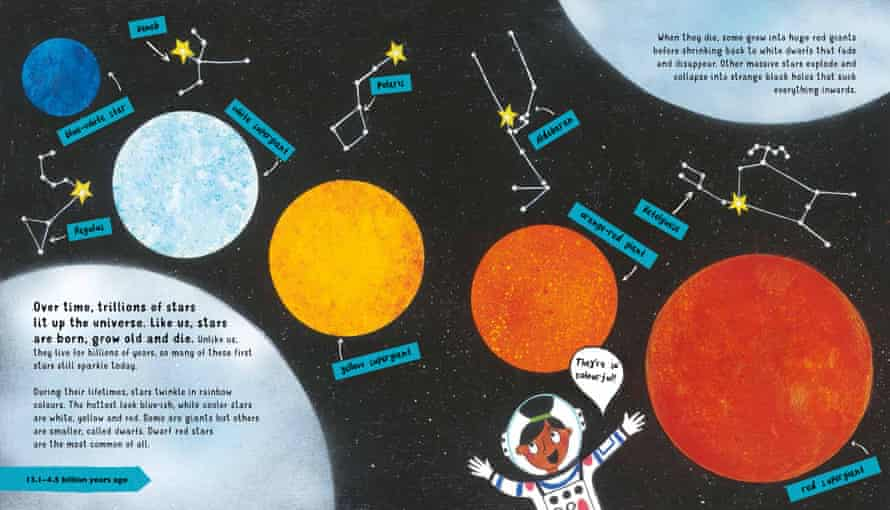The Story of Space by Catherine Barr and Steve Williams