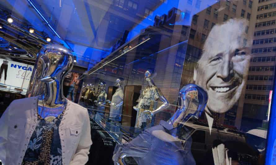 A Peter Nygard store in New York. Born in Finland, Nygard grew up in Manitoba, eventually running his own namesake clothing companies and becoming one of Canada's richest people.