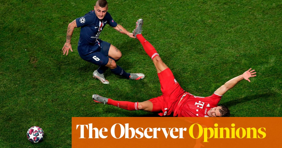 Europe's richest clubs want a super league: perhaps it's best to let the greedy go | Jonathan Wilson