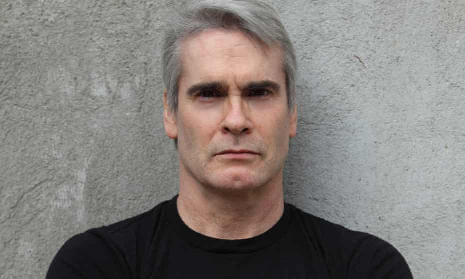 Henry Rollins press portrait
