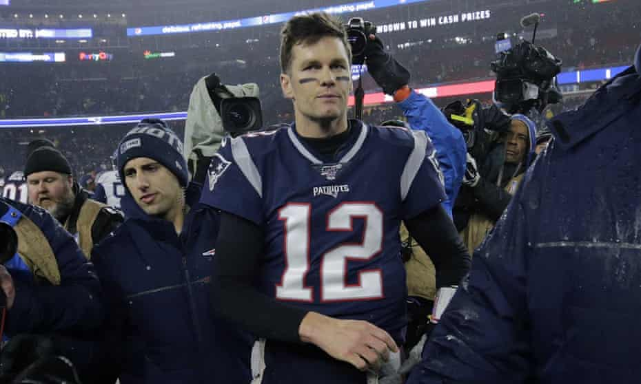 Tom Brady has won six Super Bowls with the Patriots but his time with the team may be reaching its end