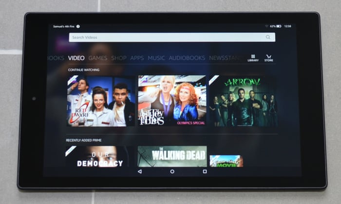 Amazon Fire Hd 10 Review The Wrong Corners Cut A Poor