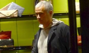 José Mourinho, in Shanghai last week.