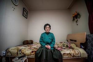 Young-soon, 80, former prisoner and forced labourer in North Korea