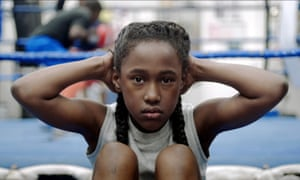 Toni (Royalty Hightower) in The Fits.