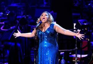 Marisha Wallace performs in Magic at the Musicals at the Royal Albert Hall, London, in 2017.