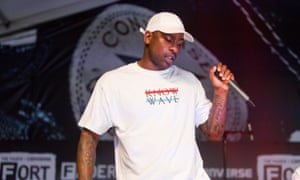 Skepta is one of the independent grime artists making their way onto streaming playlists.