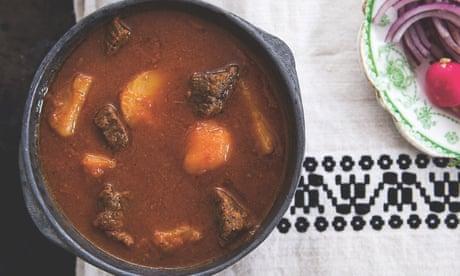 Aloo gosht – Punjabi mutton and potato curry by Sumayya Usmani