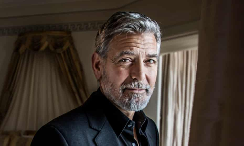 Interview George Clooney: 'It's been a crappy year, but we will come out of it better' 2973