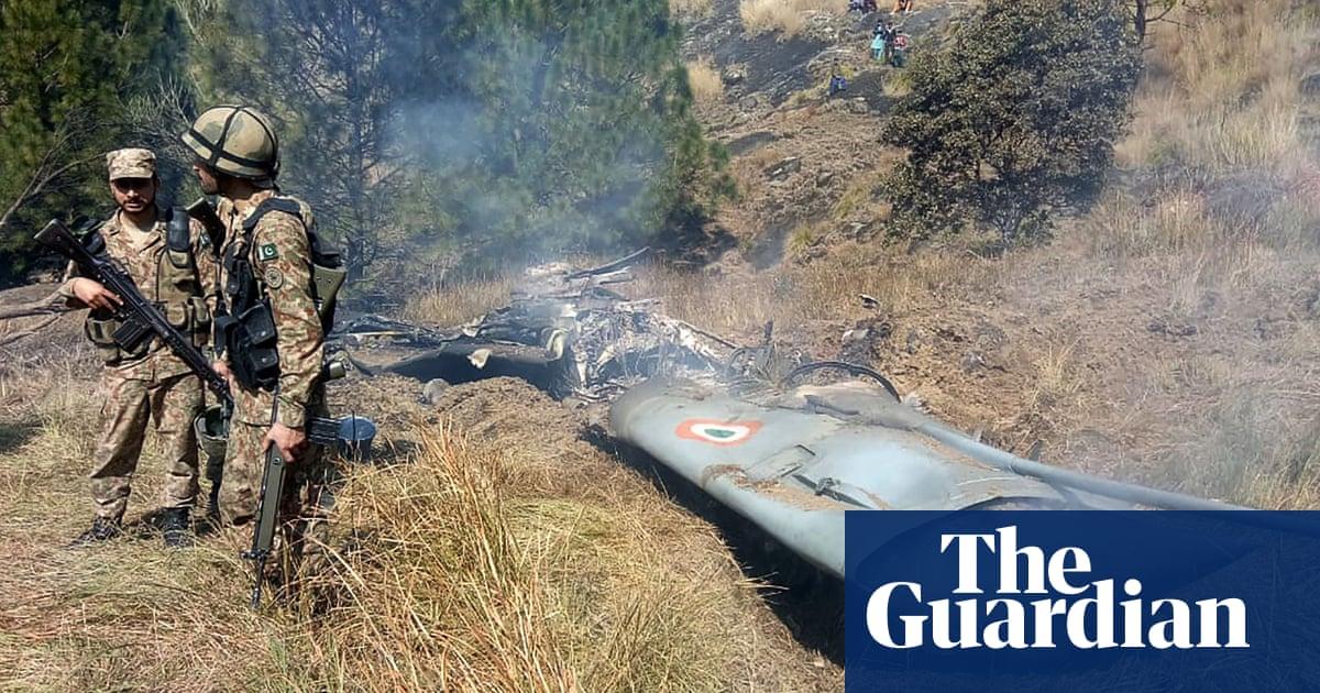 India demands safe return of pilot shot down by Pakistan
