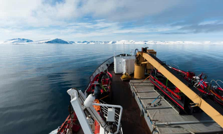 Russia, Europe and the shipping industry have been waiting for a major ice-free shipping lane to open through the Arctic.