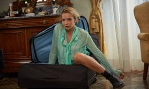 Jodie Comer plays Villanelle in Killing Eve