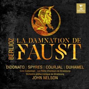La Damnation de Faust album art work