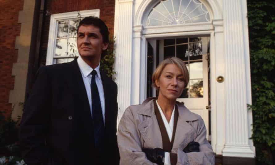 Craig Fairbrass played DI Frank Burkin in Prime Suspect for two years, alongside Helen Mirren as Jane Tennison.