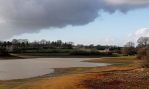 Southern Water have applied for a special permit to refill the Bewl reservoir in Kent, which is now only 44% full