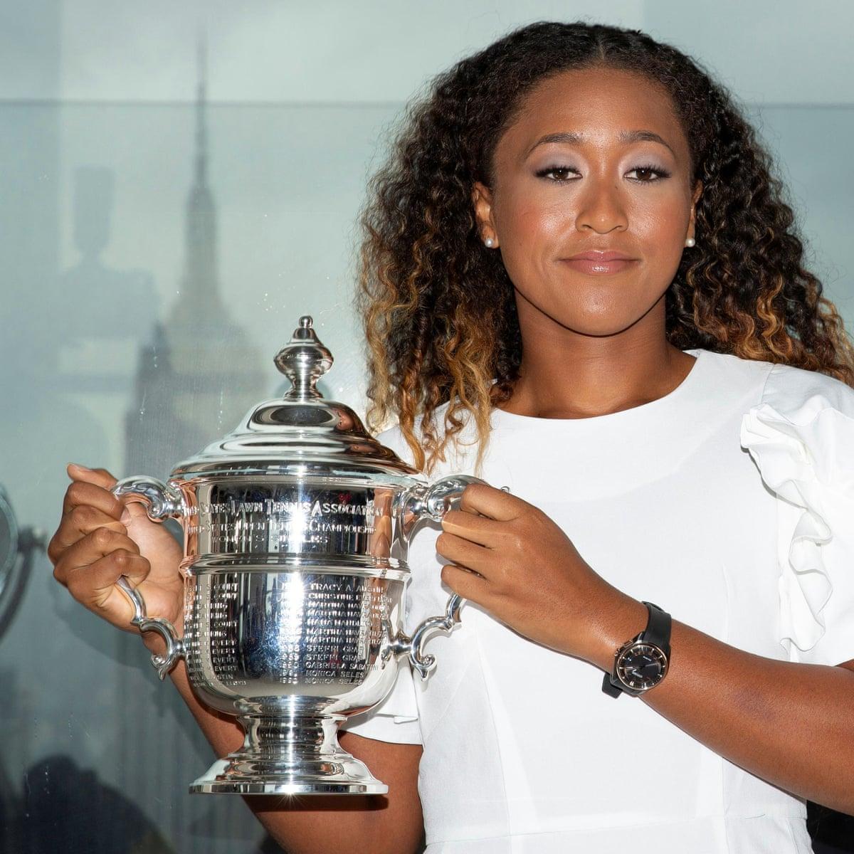 Naomi Osaka Tops Serena Williams As World S Highest Earning Female Athlete Tennis The Guardian