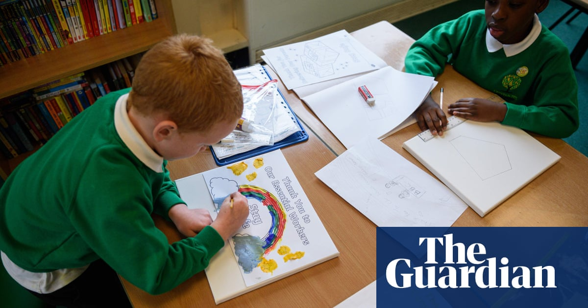 Quarter of a million children in England missed school last week due to Covid