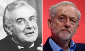 Gough Whitlam and Jeremy Corbyn.