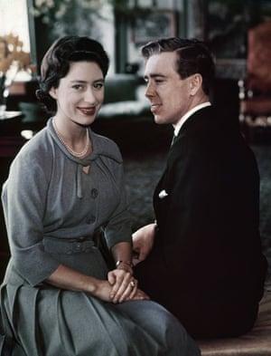 Princess Margaret and Armstrong-Jones, 1960