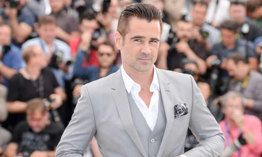 Colin Farrell could be heading back to the world of comic books for the first time since Daredevil in 2003.