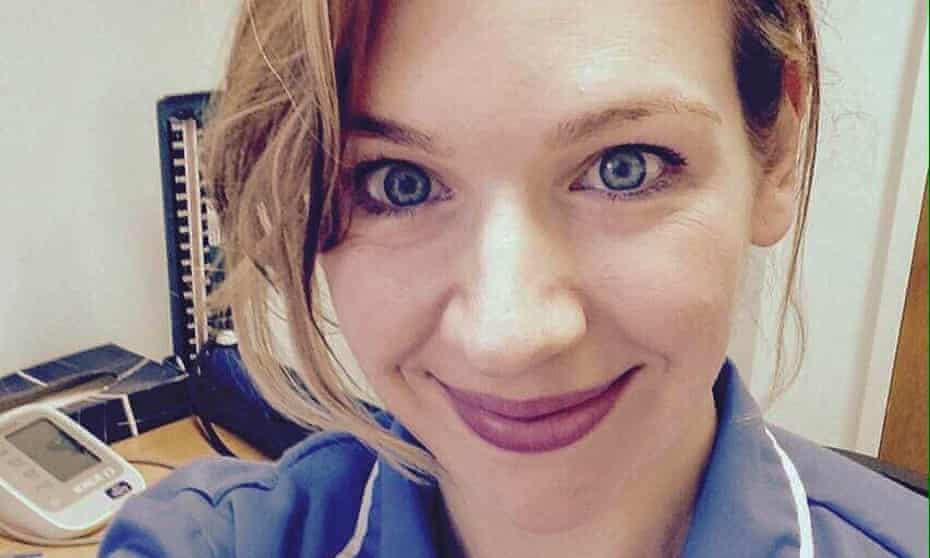 Cassandra Leese left her job as a nurse to care for her daughter Alice's mental health needs.