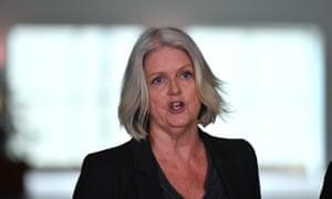 Australian Council of Social Service CEO Dr Cassandra Goldie.