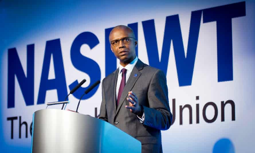 Patrick Roach, the general secretary of the NASUWT