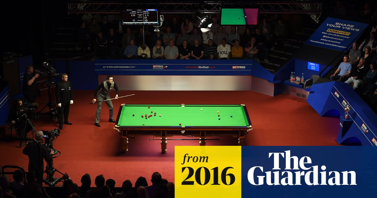 World Snooker Championship To Remain On Bbc Until At Least