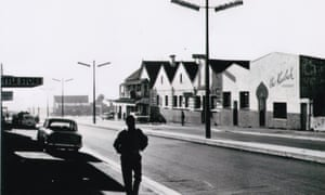 Restaurants on Walmer Road (1970)