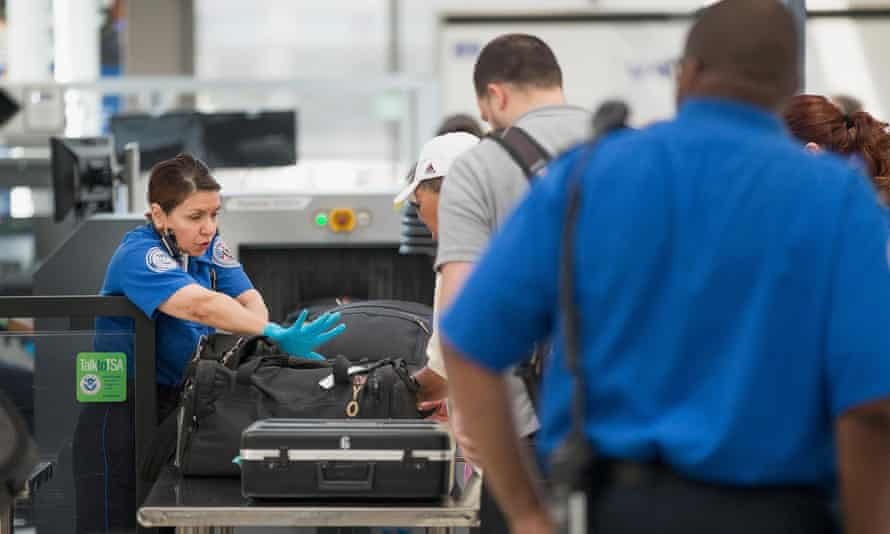 Real terrorists won't hide explosives in a carry-on.